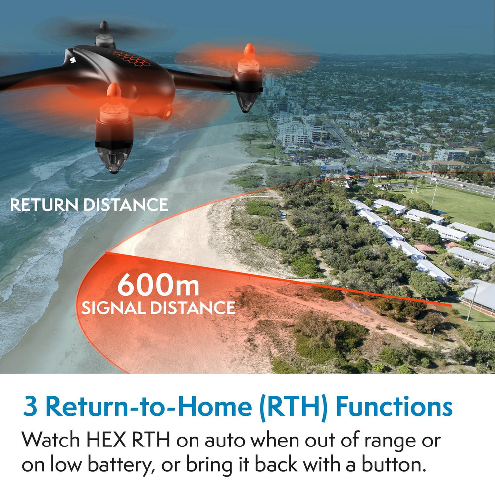 F200SE Shadow Hex Camera Drone