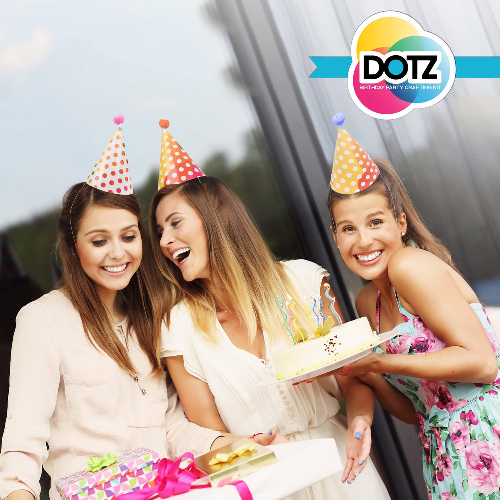 DOTZ - DIY Birthday Party Supplies Kit