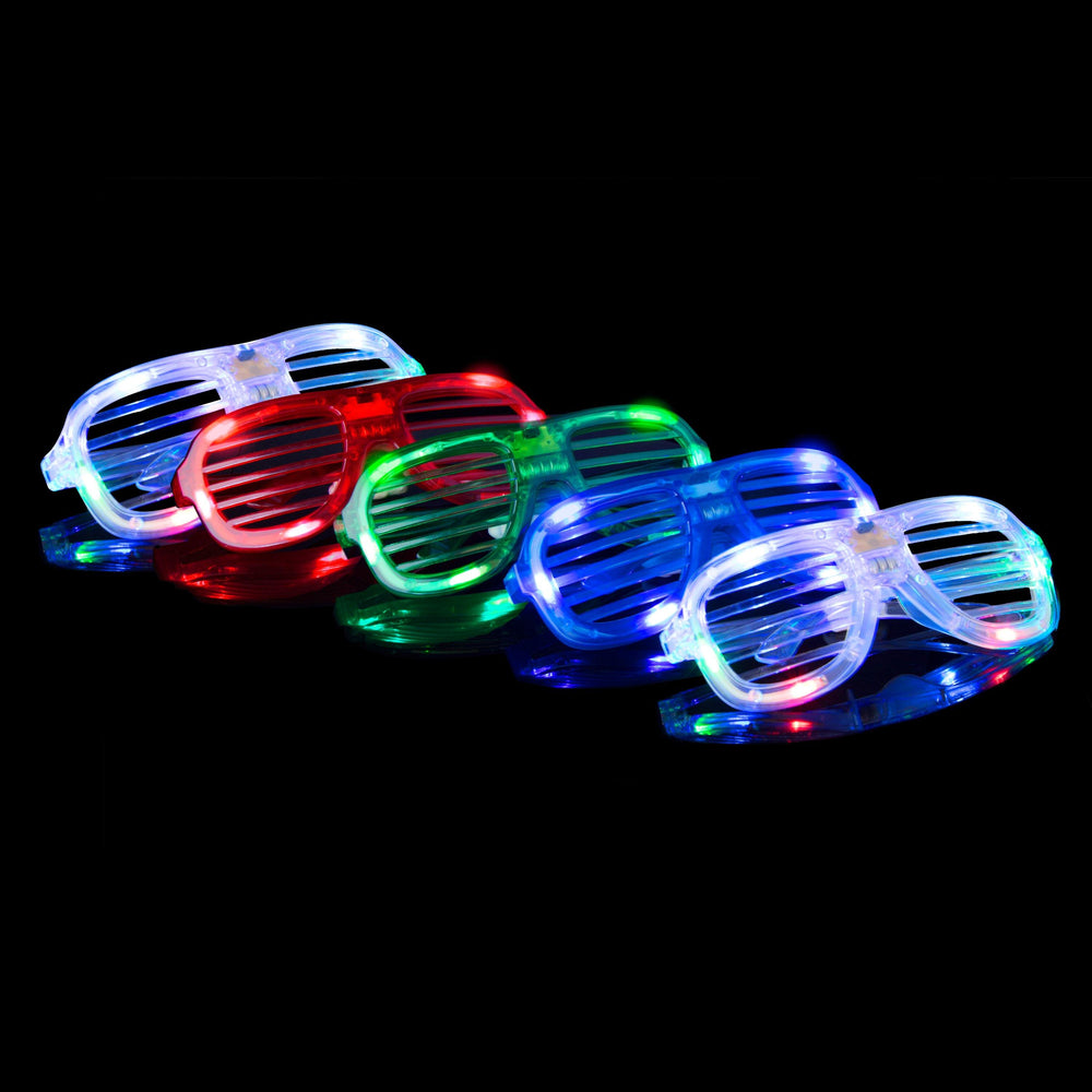 50pk LED Glow Party Favors, Glow in The Dark Party Supplies