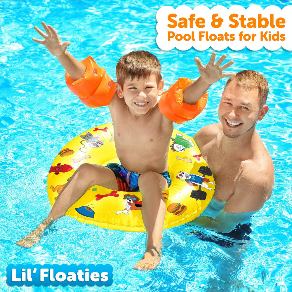 Lil' Floaties - Pool Floats and Swimming Rings (Pet/Mythical)