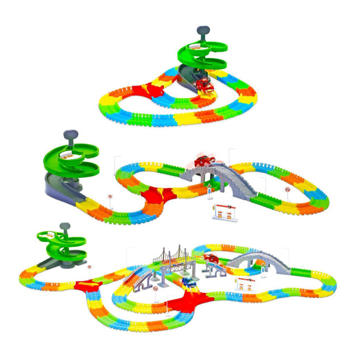 Snap N' Glow Trax (Large) - USA Toyz