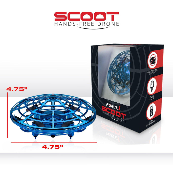 Scoot Classic Hand Drone