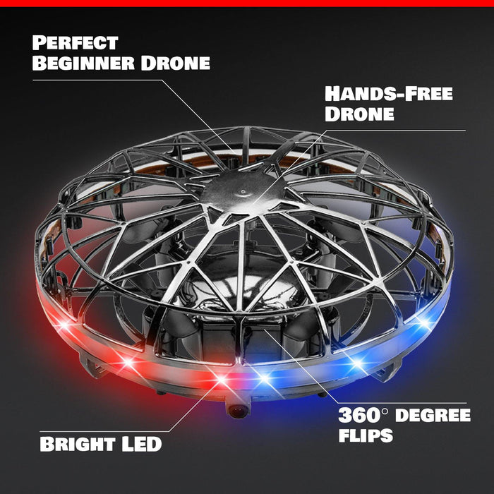 Scoot 2 LED Hand Drone