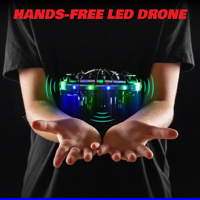 Scoot LED Hand Drone