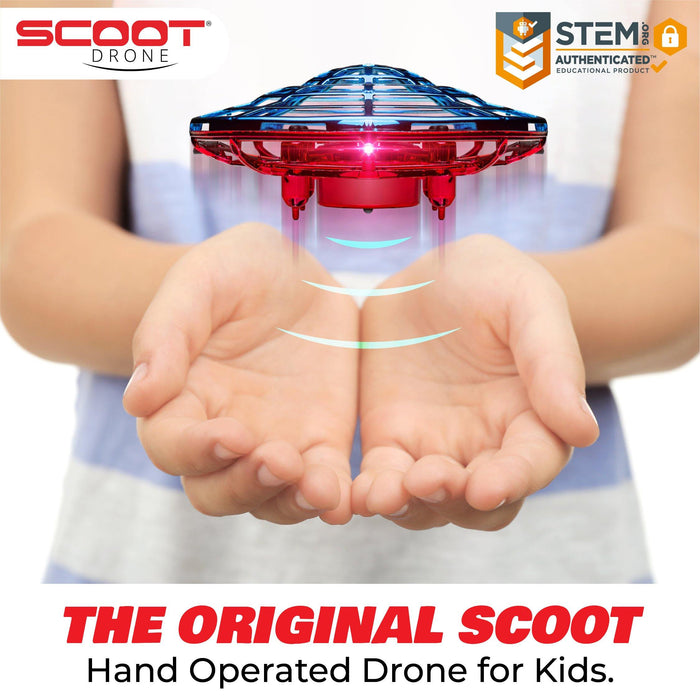 Scoot Combo Hand Drone