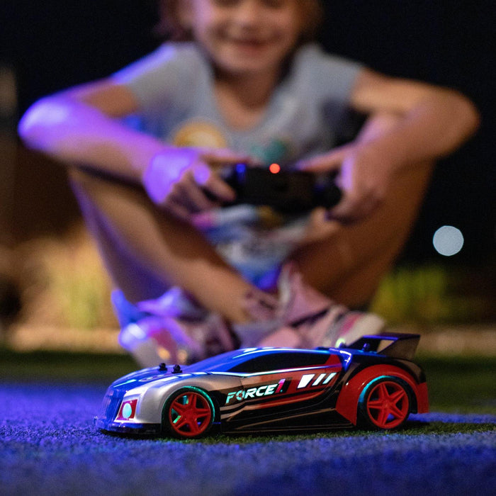 Techno Racer Car