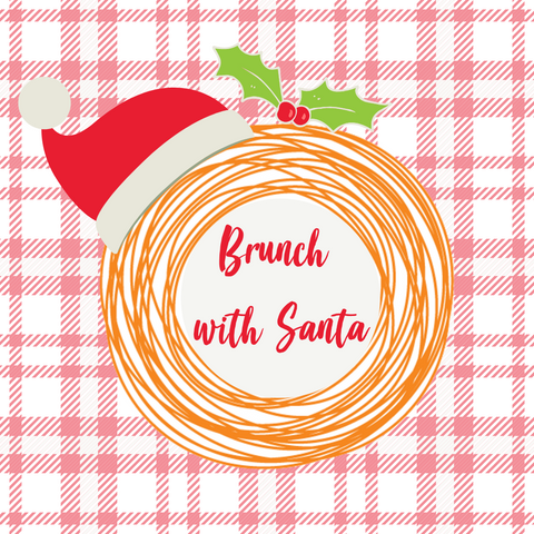 Brunch with Santa- SOLD OUT!