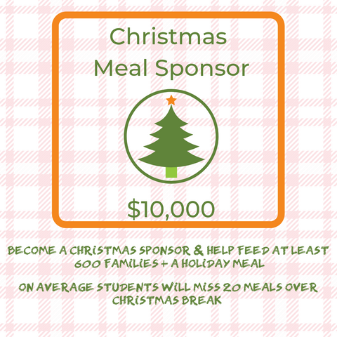 Christmas Holiday Sponsor - $10,000