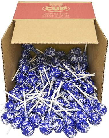 Tootsie Pops - Grape - 4 lb Bulk By The Cup Box