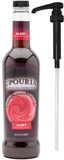 Upouria Alert Functional Syrup 100% Vegan and Gluten-Free, 750 ml bottle - Pump Included