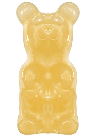 World's Largest Gummy Bear, Approx 5-pounds Giant Gummy Bear - Pineapple