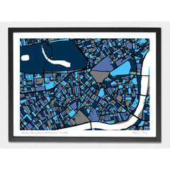 Kensington, Chelsea, Westminster Arty Map A1 A2