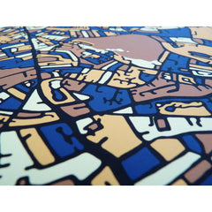 Dulwich Herne Hill Brixton Arty Map Zoom