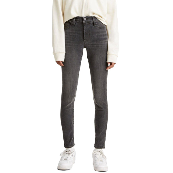 Levi's Women's Pants - 311 Shaping Skinny - Washed Black Tide