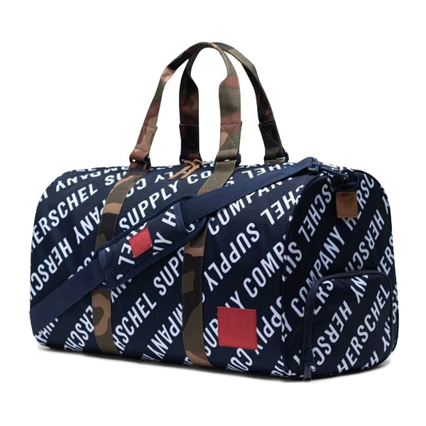 Herschel Supply Co. Duffle Bags - Novel - Roll Call Peacoat/Woodland Camo
