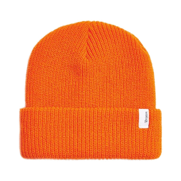 Brixton Unisex Beanies - Birch Beanie - Athletic Orange