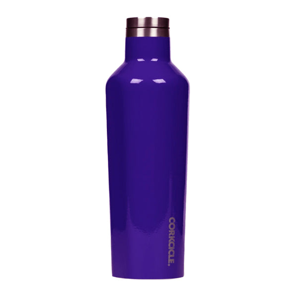 Corkcicle Classic Canteen - Gloss Acai Berry - 16oz