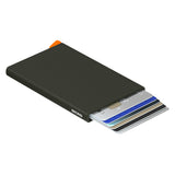 Secrid Unisex Wallets - Cardprotector - Powder Moss