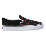 Vans Unisex Slip-Ons - Classic Slip-On - Cherries/Black