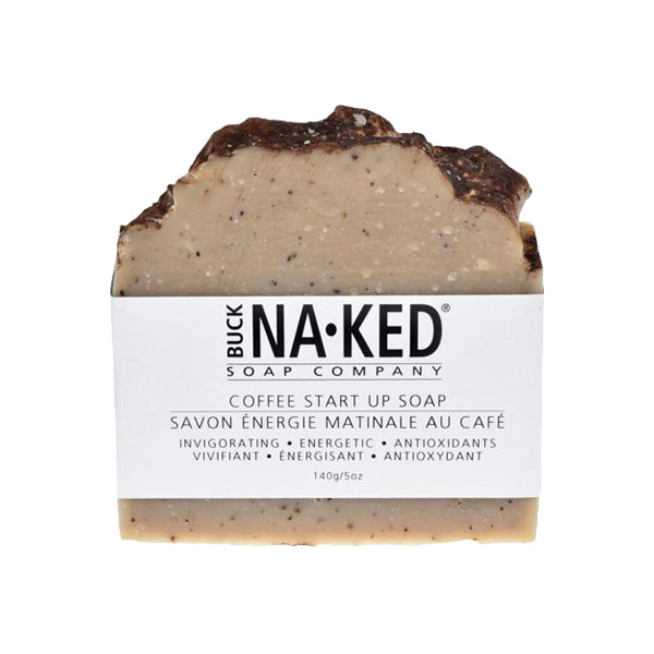 Buck Naked Soap Company - Coffee Start Up Soap