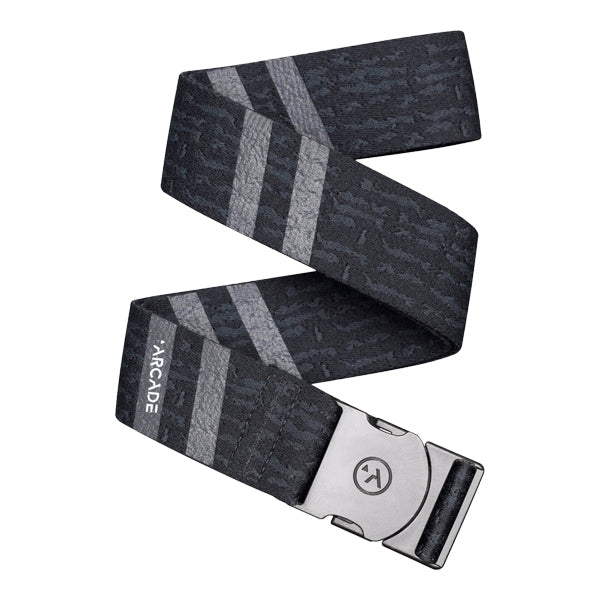 Arcade Belts Unisex Belts - Commuter - Black