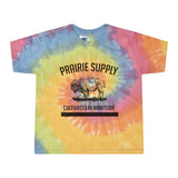 Prairie Supply Co. Toddler T-Shirts - Cultivated - Eternity/Black