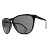 Electric Women's Sunglasses - Encelia - Gloss Black/OHM Polarized Grey