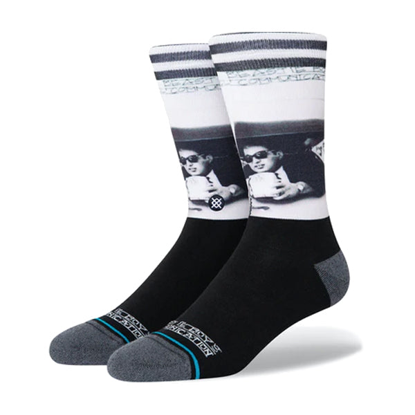 Stance Men's Socks - Ill Communications - Black