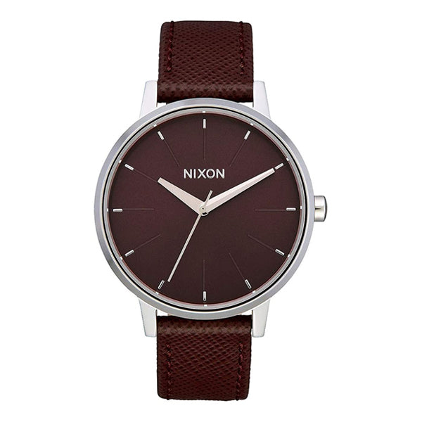 Nixon Women's Watches - Kensington Leather - Port