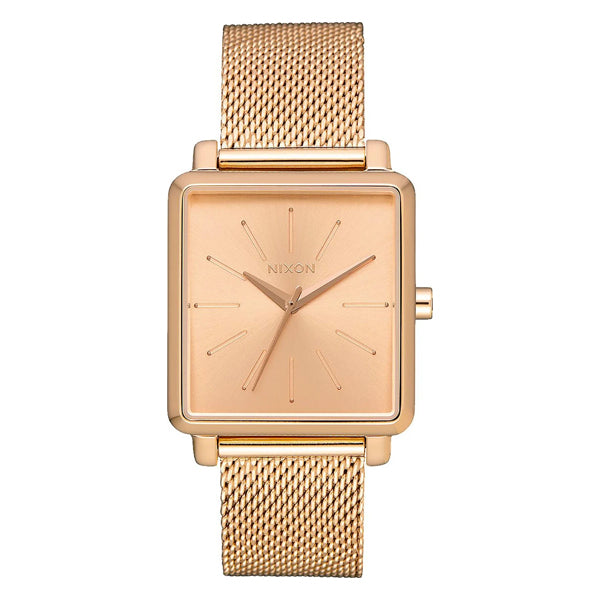 Nixon Women's Watches - K Squared Milanese - All Rose Gold