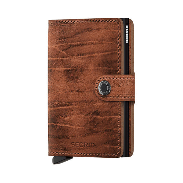 Secrid Unisex Wallets - Miniwallet - Dutch Martin Whiskey