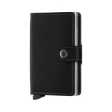 Secrid Unisex Wallets - Miniwallet - Original Black