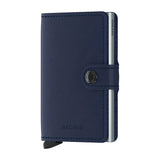 Secrid Unisex Wallets - Miniwallet - Original Navy