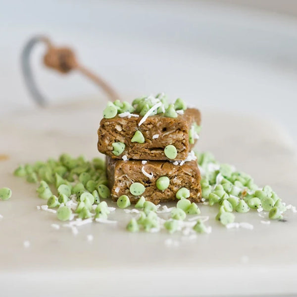 Cranked Energy Bars - Mint Chocolate Chip