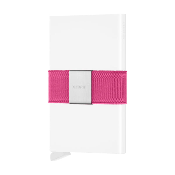 Secrid Unisex Wallets - Moneyband - Pink