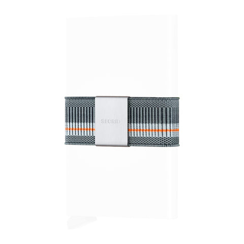 Secrid Unisex Wallets - Moneyband - Construction