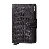 Secrid Unisex Wallets - Miniwallet - Nile Black