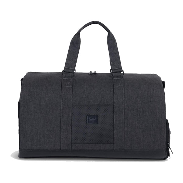 Herschel Supply Co. Duffle Bags - Novel - Black Crosshatch/Black/White