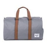 Herschel Supply Co. Duffle Bags - Novel - Grey/Tan