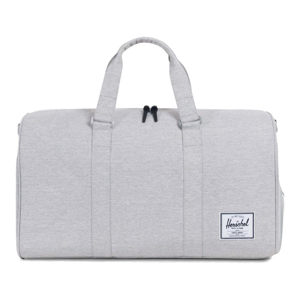 Herschel Supply Co. Duffle Bags - Novel - Light Grey Crosshatch