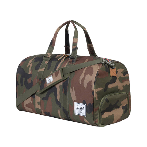 Herschel Supply Co. Duffle Bags - Novel - Woodland Camo/Multi Zip