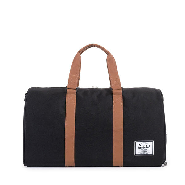 Herschel Supply Co. Duffle Bags - Novel - Black/Tan