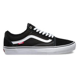 Vans Unisex Shoes - Old Skool Pro - Black/White