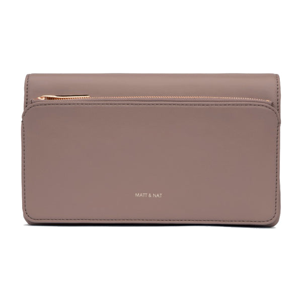 Matt & Nat Women's Purses - Petite - Mohogany
