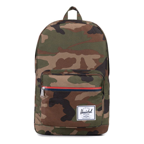 Herschel Supply Co. Backpacks - Pop Quiz - Woodland Camo/Multi Zip