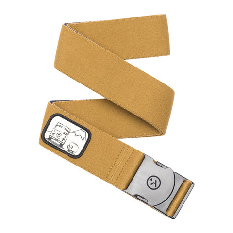 Arcade Belts Unisex Belts - Rambler - Metal Brown/Camper Brown