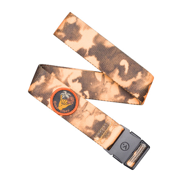 Arcade Belts Youth Unisex Belts - Rambler Youth - Yellow Dye/Good Vibes