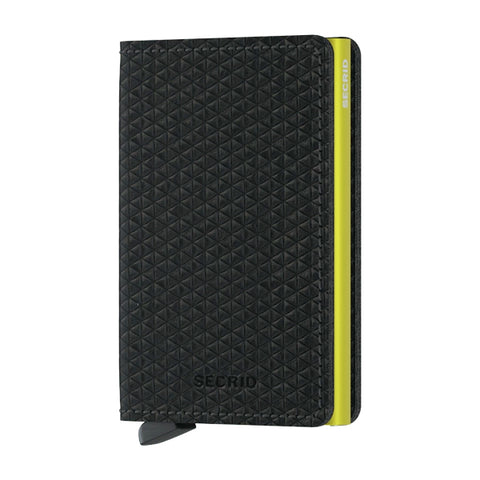 Secrid Unisex Wallets - Slimwallet - Diamond Black