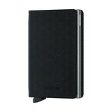 Secrid Unisex Wallets - Slimwallet - Optical Black Titanium