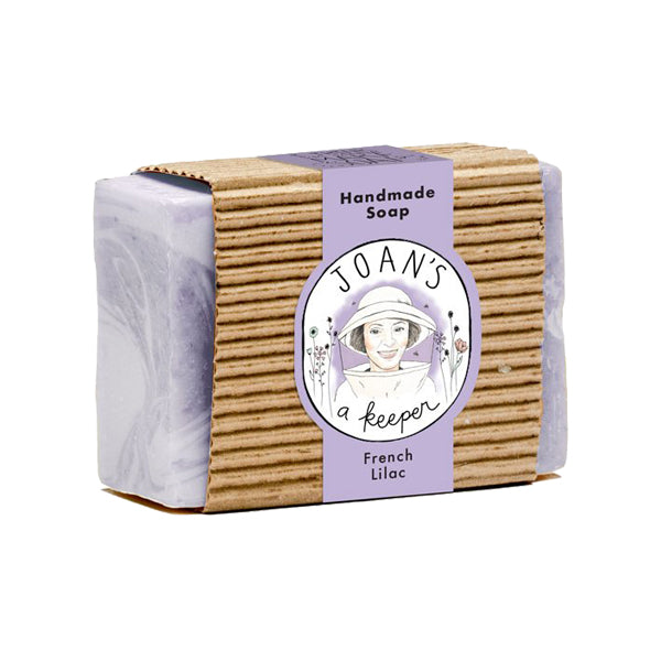 Joan's A Keeper Hand Made Soap - French Lilac